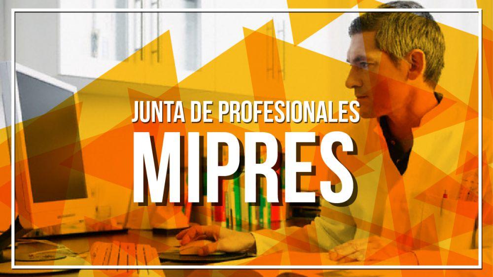 Junta de Profesionales MIPRES