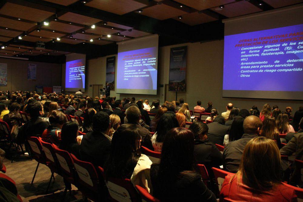 XIII Congreso Nacional de Salud 2018 - Invita Consultorsalud