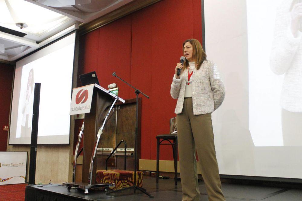Angela María Echeverry - Consultorsalud