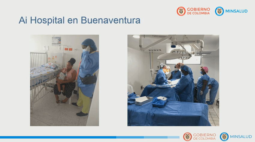 Hospital en Buenaventura