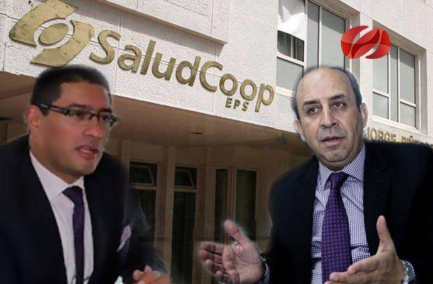 Investigación por pago de giros directos a Saludcoop