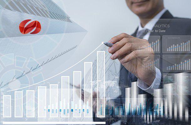 Porcentaje de los rendimientos financieros